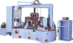 Piston Pin Hole Rotary Table Processing Machine / ASP-718